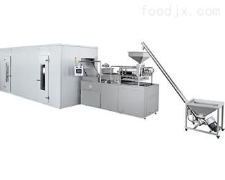 谷物(燕麦)巧克力生产线