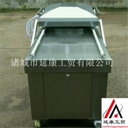 DZ-600/2S型全自动真空封口机 鲜玉米真空包装机 黏玉米真空机生产厂家