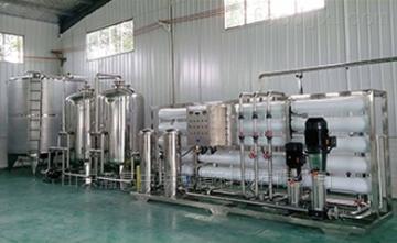 5T/H反渗透纯水设备