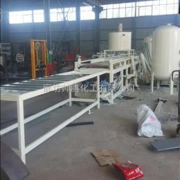 硅质改性聚苯板设备 自动化硅质板机械设备