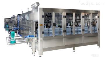 QGF型张家港1200桶/小时五加仑桶装水灌装机厂家