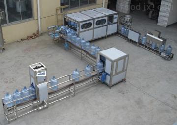 450桶/小时五加仑桶装水灌装机价格