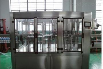 CGF系列瓶裝礦泉水三合一生產線