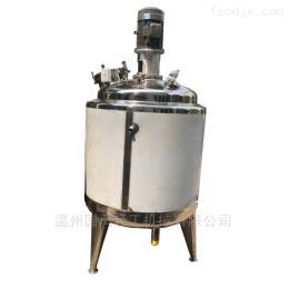 1000L厂家直销 国禹不锈钢电加热搅拌罐