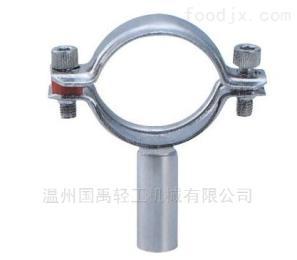 DN15-100厂家直销 供应国禹不锈钢管件卫生级管子夹