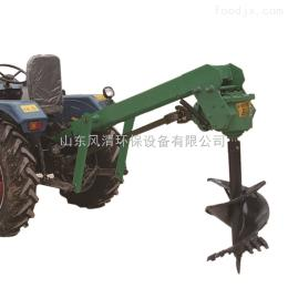 WKJ/80双头植树挖坑机