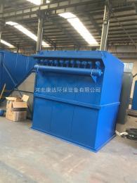 DMC-120120袋式除尘器及配件的设计简介及结构组成