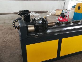 超前小导管打孔机山西108型小导管冲孔机全数控PLC系统