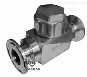 YH-S81-16P不锈钢卫生级热静力蒸汽疏水阀
