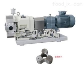 凸輪式金屬轉子泵