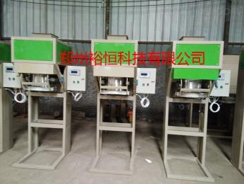 25公斤麦子定量包装机 小麦自动包装秤 小型颗粒打包秤