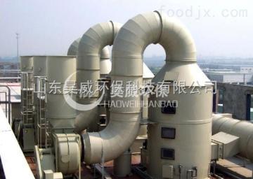 HWE-系列山东喷漆行业废气处理为您推荐昊威环保活性炭吸附设备