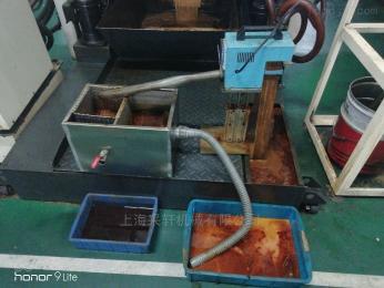 CNC-50带式刮油机,浮油捞除机撇油机浮油回收机