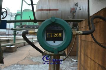 TK-LW圖科液化氣超聲波液位計