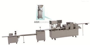 JWSM-III全自動酥餅生產線