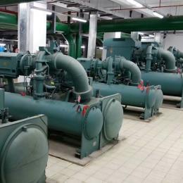 GMG离心冷水机中央供冷设备与空调一体式制冷机