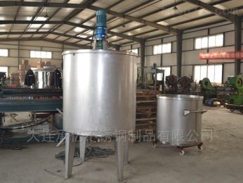 大連不銹鋼罐加工不銹鋼反應釜罐體