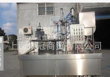 ZLD-3B半自动自立袋灌装机 果汁带吸嘴自立袋灌装封口机