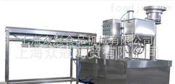 ZLD-4C吸嘴袋灌裝 全自動旋蓋機 豆漿自立袋灌裝旋蓋機
