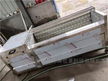 JM-800厂家直销土豆地瓜毛辊去皮清洗机