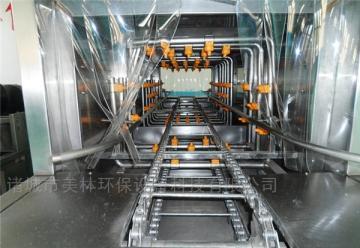JM-3000净菜周转箱清洗机设备