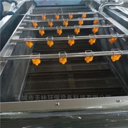 JM-4000橄榄菜全自动气泡清洗机