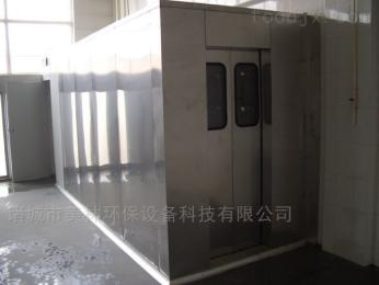 JM-1000厂家直销 自动风淋室