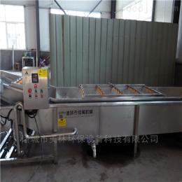 JM-2000娃娃菜氣泡清洗機工作原理