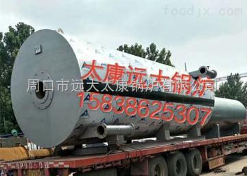 江西20萬大卡燃油氣導熱油爐廠家批發價格