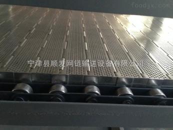 大量供应不锈钢链板,冲孔链板