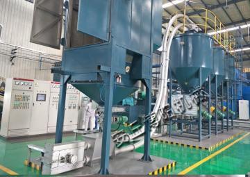 GL250管链式输送机 玉米链式提升机 管链输送系统
