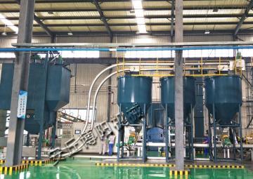 GL200玉米管鏈輸送機 粉體管鏈上料 粉體稱重輸送