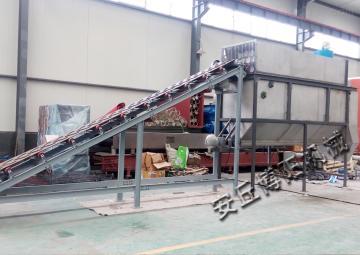 氯化钠自动拆包机 碳钢拆袋机厂家