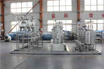 血豆腐生產線
