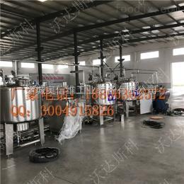 500老酸奶生产线,全套老酸奶加工设备,中小型酸奶生产线设备