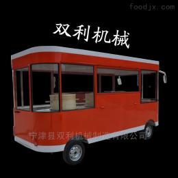 可定制流动快餐车小吃车新品热卖哪儿的厂家好