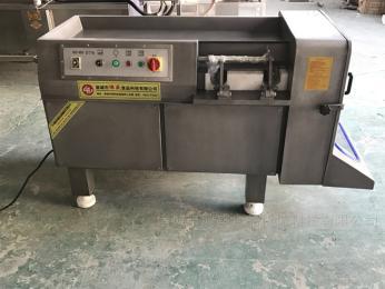 厂家直销创盛切肉机 肉块切片机 冷冻肉切丁机