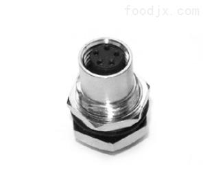 KYF8J3Z/M8-M-Q传感器插座-M8 3针3孔4针4孔防水插座