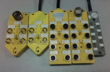 KYF8K-M12-K4-NPN-L3MM12中央集线器总线机构接线板