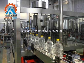 小型果汁饮料灌装机