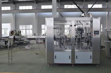小瓶水灌装生产线结构