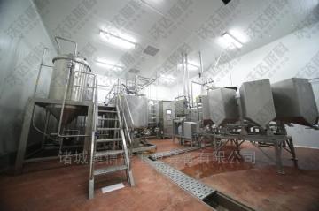 1000血豆腐生產流水線廠家