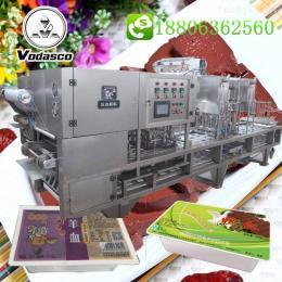 盒裝血豆腐生產線
