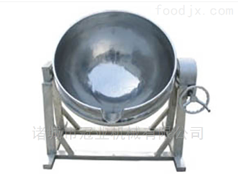 可倾蒸汽夹层锅设备