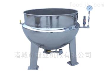 不锈钢立式蒸汽夹层锅设备