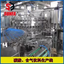 DXGF32-32-10全自动碳酸饮料生产线