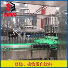 BXGF24-24-8植物蛋白饮料生产线
