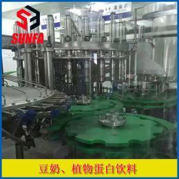 BXGF24-24-8易拉罐豆奶饮料生产线