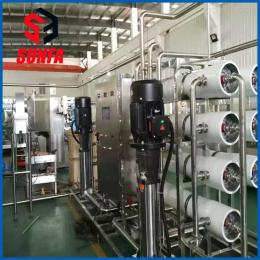 RO-10全套水处理设备厂家  双极反渗透机组