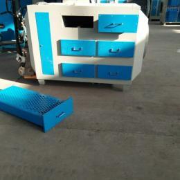 HXT-5000活性炭废气处理设备漆雾除味设备